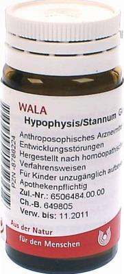 HYPOPHYSIS/STANNUM Globuli - apondo de - Internet-Apotheke