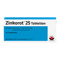 ZINKOROT-25-Tabletten